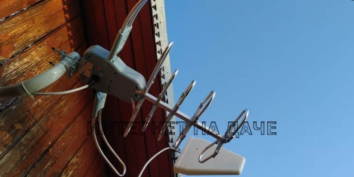 Спутниковое ТВ и интернет фото
