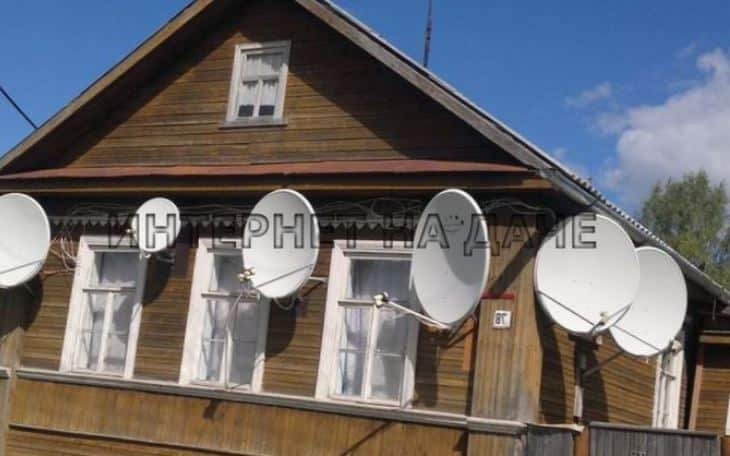 Выбор спутникового TV в Серпухове фото