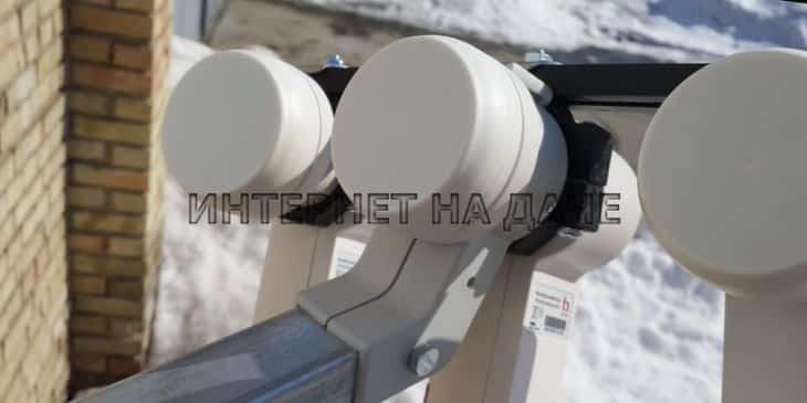 Спутниковое ТВ в Зеленограде фото