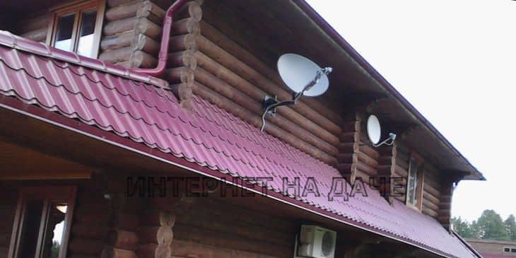 Установить спутниковое ТВ в Чехове фото