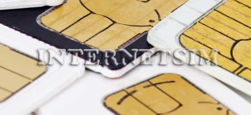 Мега симка и другие разновидности sim-карт фото