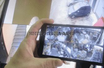 Видеонаблюдение через интернет своими руками фото