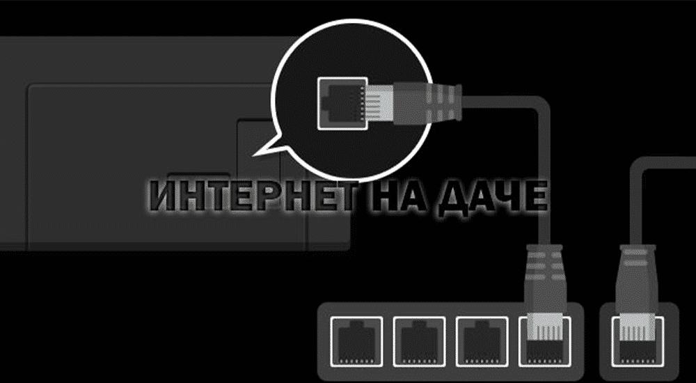 Как подключить роутер к телевизору по кабелю фото