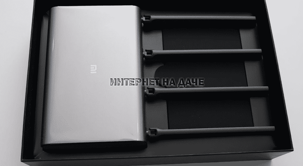 Описание роутера Xiaomi Mi Router Pro (R3P) фото