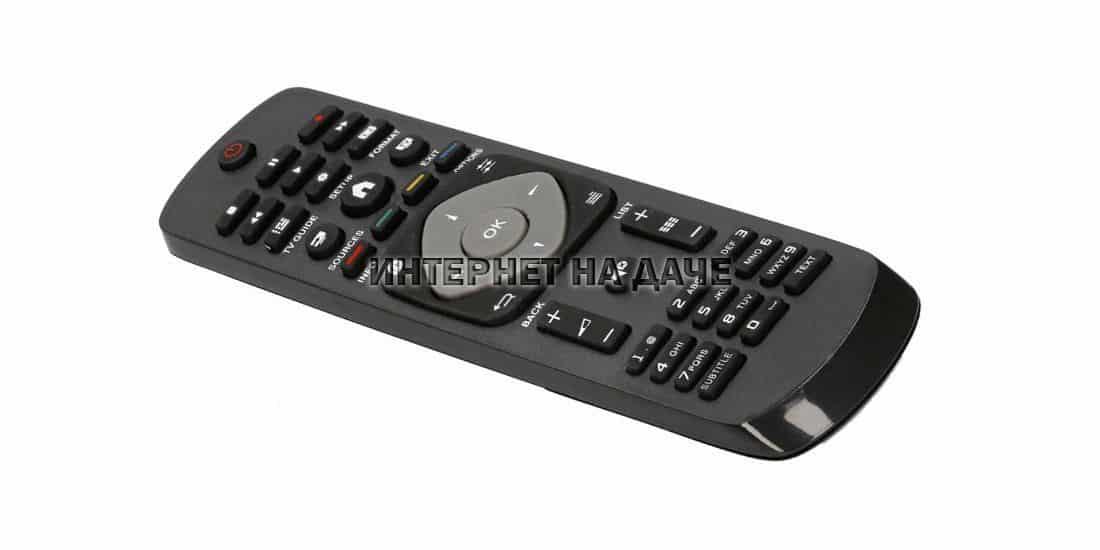 Как настроить цифровые каналы на телевизоре Филипс через антенну фото