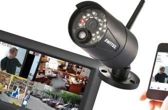 Камера видеонаблюдения для дома с удаленным доступом и записью фото