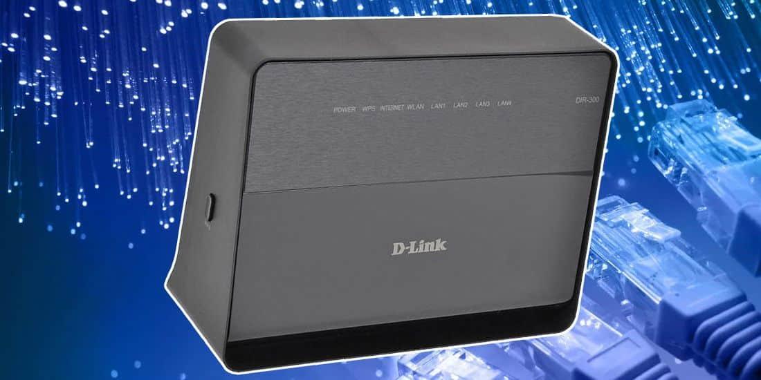 Роутер D-Link DIR-300: принцип работы и обзор фото
