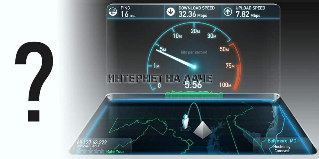 Как проверить стабильность интернет соединения фото