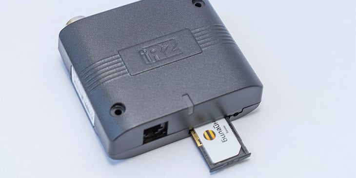 Модем IRZ MC52iT: инструкция, настройка, характеристики фото