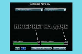 Как проверить уровень сигнала на Триколор ТВ фото
