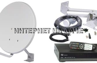 Как подключить спутниковое ТВ к телевизору фото