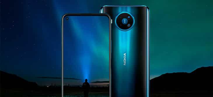 Представлен новый 5G-смартфон Nokia фото