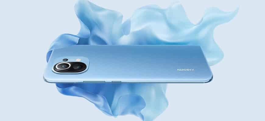 Представлен первый смартфон новой линейки Xiaomi фото